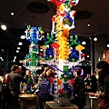 This ultimate marble run was certainly inspiring!