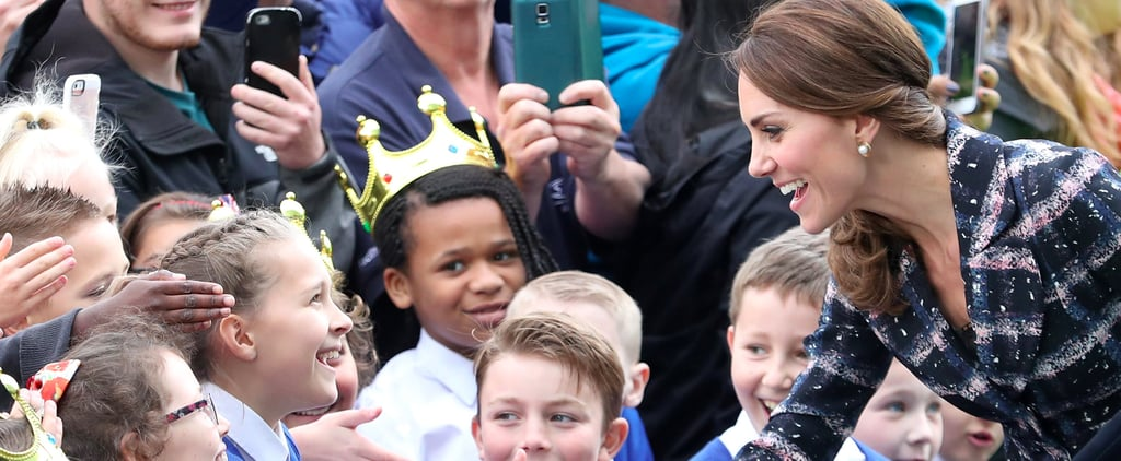 Kate Middleton and Prince William's Most Precious Moments With Kids