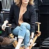 Jennifer Lopez's Curly Bob