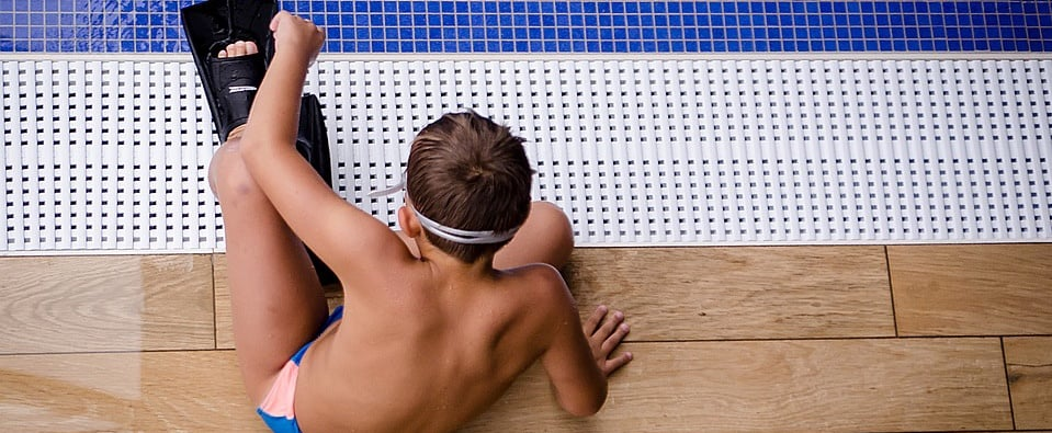 What Age Can Kids Swim Unsupervised?