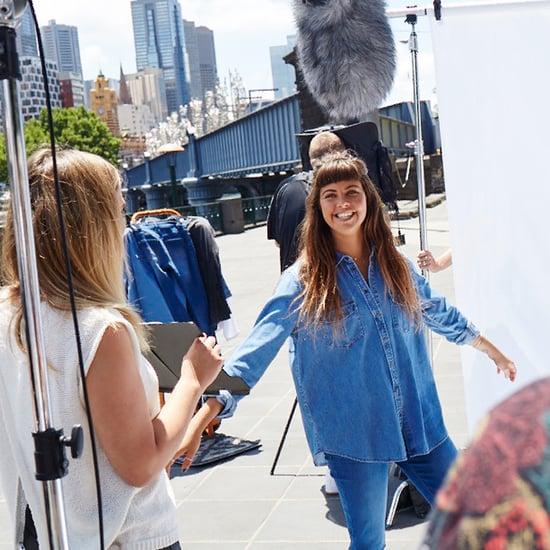 Mimi Elashiry Dance Video Sportsgirl Denim Campaign 2016