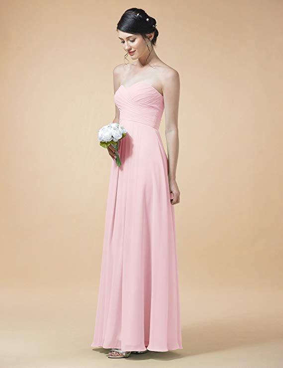 Topwedding Remedios A-Line Chiffon Bridesmaid Dress