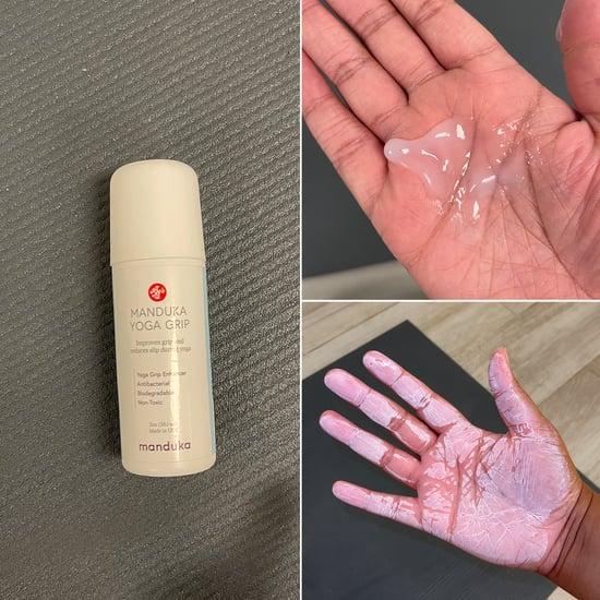 Manduka Yoga Grip Gel Helped Me Get a Grip on My Workout