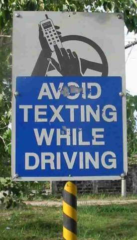 Do You Text Message While Driving?