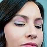 Pop of Pastel Makeup Trend: Watercolor Eyes (After)