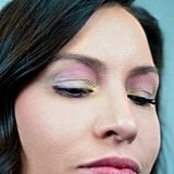 Pop of Pastel Makeup Trend: Watercolour Eyes (After)