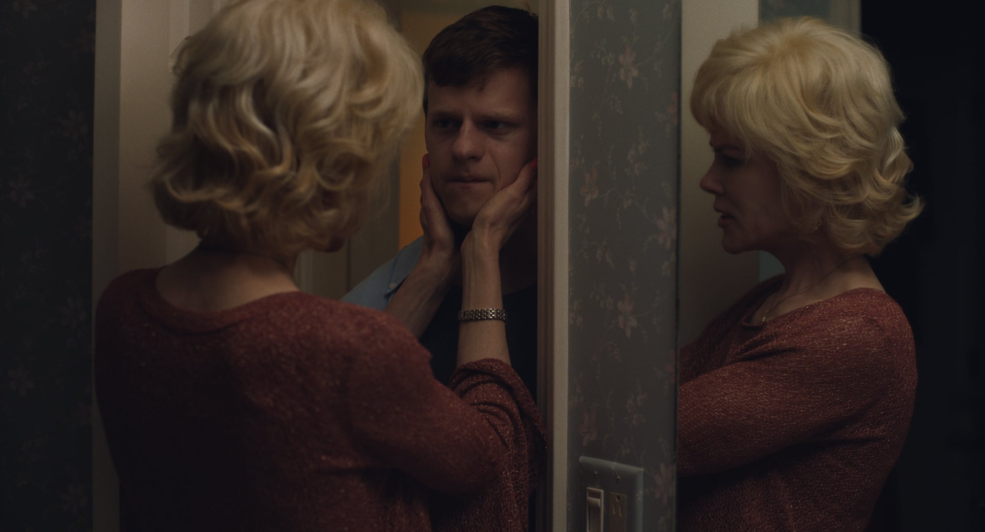 boy_erased_r3_20180606_11_R15Nicole Kidman stars as Nancy and Lucas Hedges as Jared in Joel Edgerton's BOY ERASED, a Focus Features release.Credit:  Focus Features