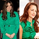Kate and Charlotte Know Best: Electric Green Deserves a Touch of Texture