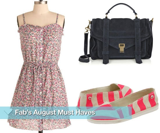 August Shopping Must Haves