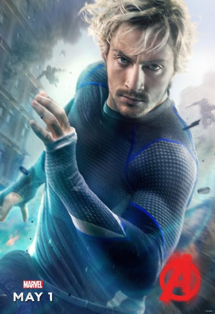 Quicksilver From Avengers: Age of Ultron