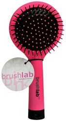 Reader Review of Brushlab Round Cushion Brush With Mirror Combo