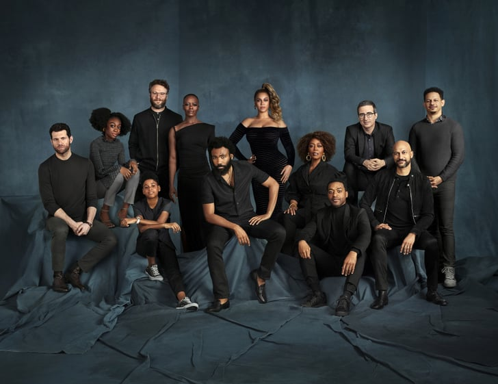 The Lion King New Cast And Character Photos Popsugar