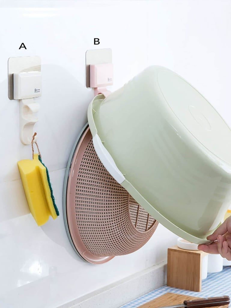 Multi-Function Washbasin Hook