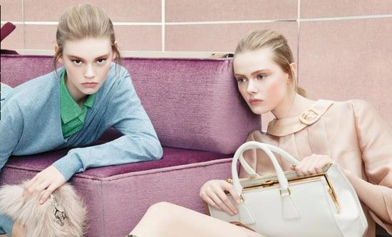 Prada Fall 2011 Ad Campaign