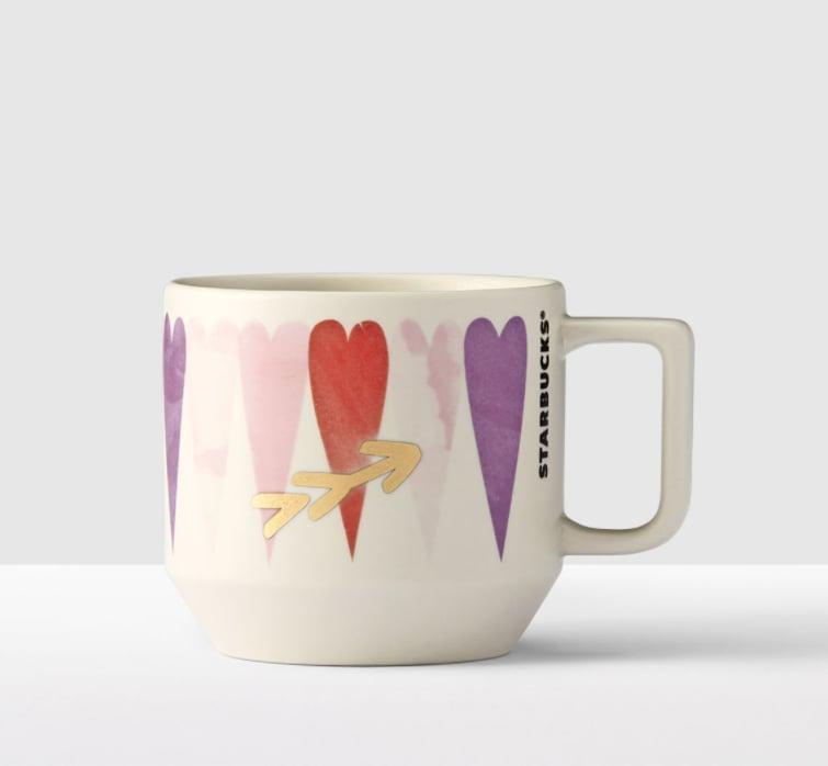 Starbucks Valentine S Day Collection 2017 Popsugar Food