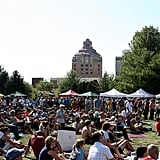 March to the beat of your own drum with Asheville's eclectic music soundtrack.