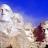 Mount Rushmore National Memorial: South Dakota
