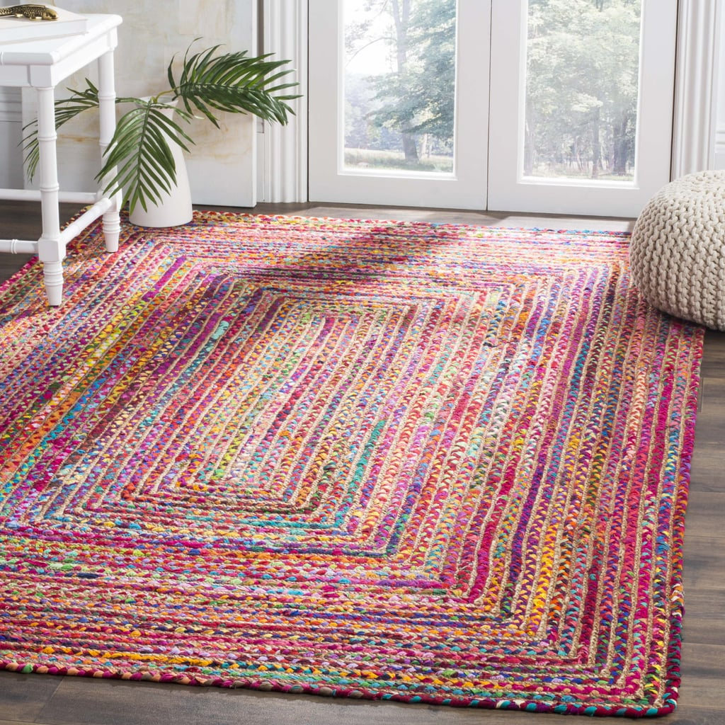 Safavieh Cape Cod Collection Hand-Woven Jute Rug