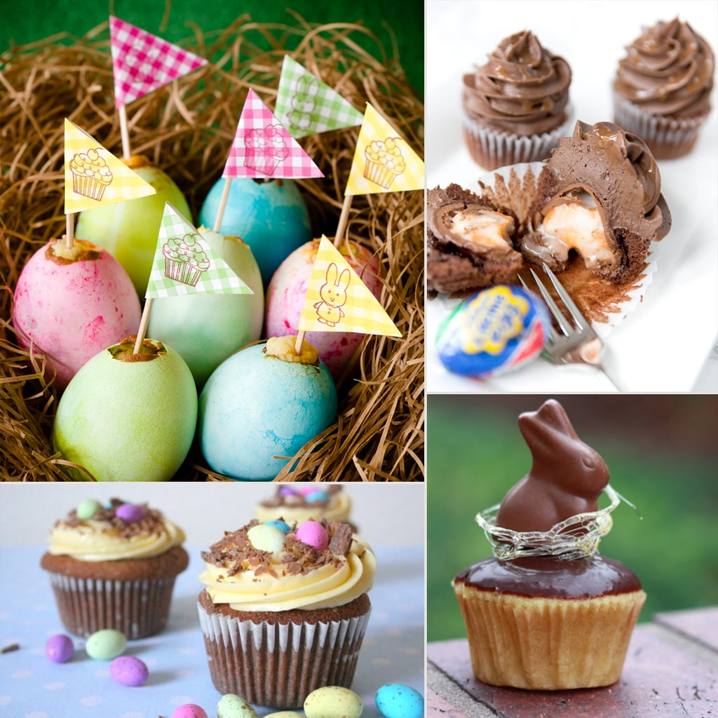 23 Easter Cupcakes That Your Little Bunnies Will Hop For