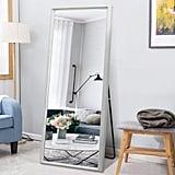 McKail Modern and Contemporary Beveled Venetian Full Length Mirror