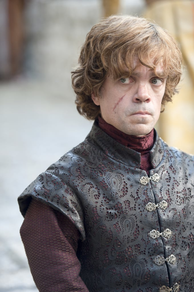 Tyrion is stressin'.