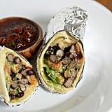 Easy Vegetarian Recipe: Vegetarian Burrito