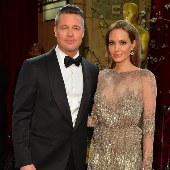 Angelina Jolie and Brad Pitt Divorcing