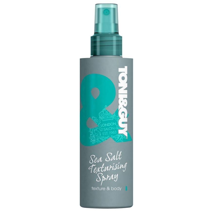 Toni & Guy Casual Sea Salt Texturising Spray 200ml ($8, originally $16)