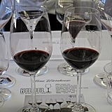 In a blind tasting, we compared two glasses of Sangiovese that tasted completely different. They turned out to the exact same one — only one had been decanted.