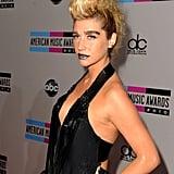 2010 American Music Awards Ladies Red Carpet