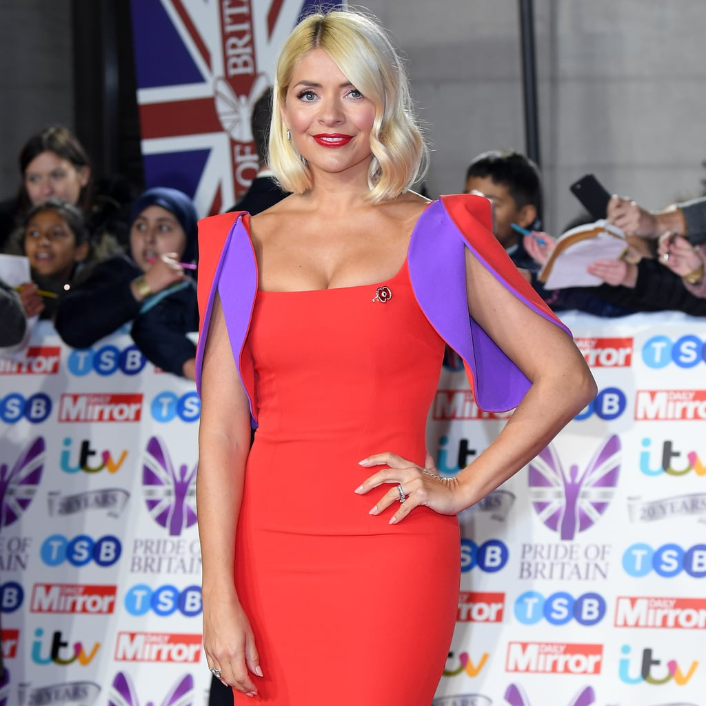 Holly Willoughby's Best Dresses and Outfits of 2019 | POPSUGAR Fashion UK