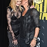 Keith Urban Dedicates His Big CMT Awards Win to Wife Nicole Kidman
