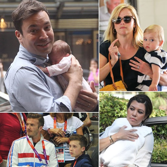 Celeb Kids Named After Mom and Dad's Favorite Places