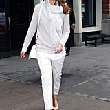 Jessica Alba Hits the Streets of NYC With Twice the Style