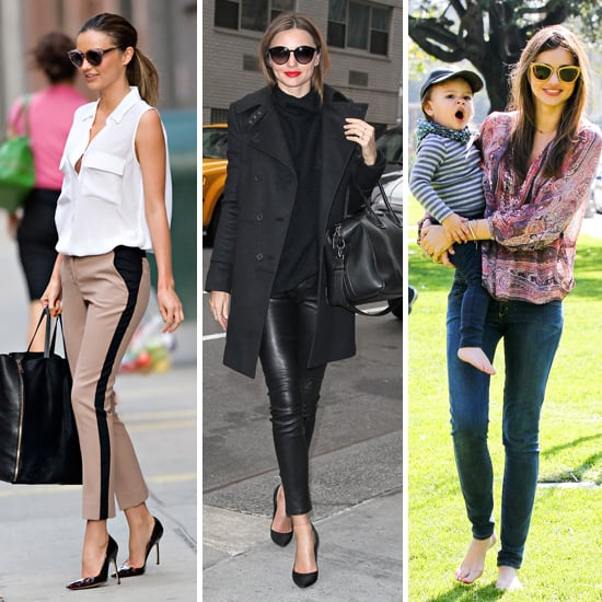 Celebrity Fashion Stalk Model Miranda Kerr 39 S Street Style Popsugar Fashion Australia