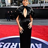 Regina King at the 2019 American Music Awards