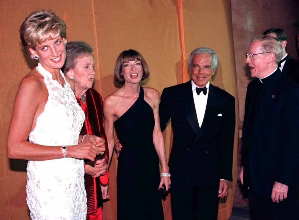Princess Diana Wrote the Sweetest Handwritten Note to 1 of Her Go-to Designers