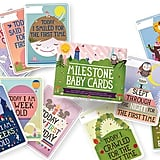 These beyond-freezing temperatures have certainly brought on the Winter doldrums, but POPSUGAR Moms found a few things to lift your spirits. Come out of hibernation for fun new finds, including adorable baby milestone cards to help you commemorate baby's firsts, a supersoft blanket, one of the best biographies for kids, and some unbelievably cool new slippers.