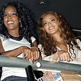Kelly and Beyoncé danced the night away at an afterparty event hosted by Tommy Hilfiger in 2005.