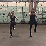 Weighted Run and Punch