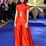 Gemma Chan at the Captain Marvel London Premiere