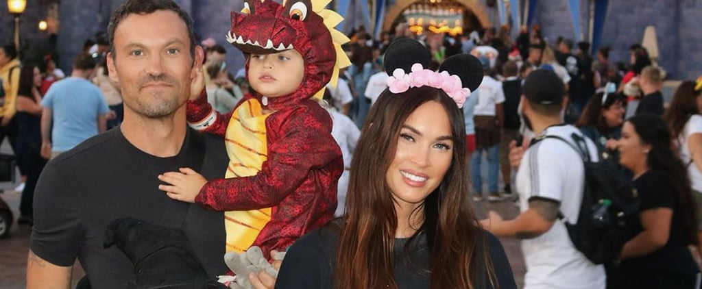 Megan Fox Posts Rare Photo of Her Family at Disneyland