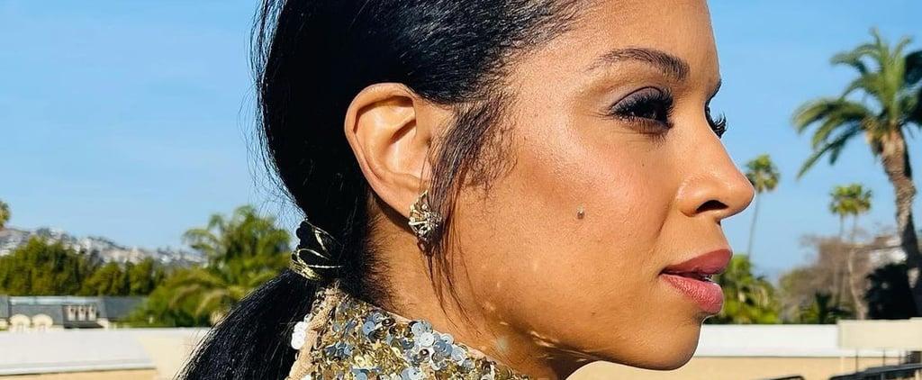 Susan Kelechi Watson's Bob Haircut at the Golden Globes 2021