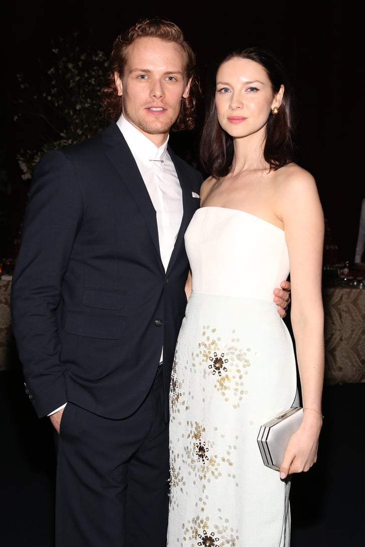 Who is the girl called abbie that sam heughan was dating