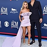 Pictured: Maren Morris and Ryan Hurd