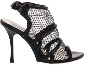 The Look For Less: Stella McCartney Mesh Sandal