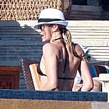 Cameron Breaks Out Her Bikini to Join A Rod and His Daughters at the Pool!