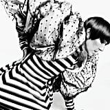 Celine Dion's Pixie Cut for Harper's Bazaar