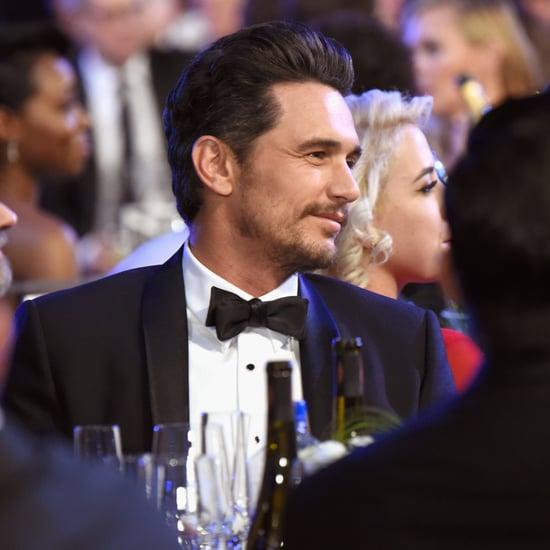 Was James Franco at the 2018 SAG Awards?