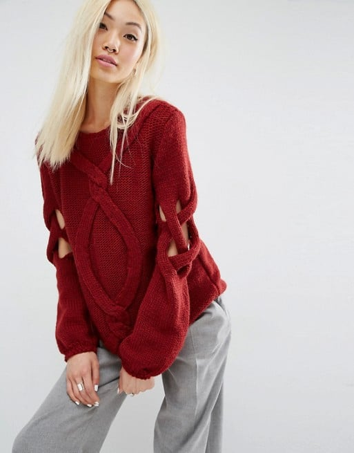 Oneon Hand Knitted Jumper ($181)